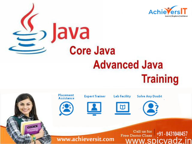 The Best Training Institute For IT Development Courses in Bangalore - 1