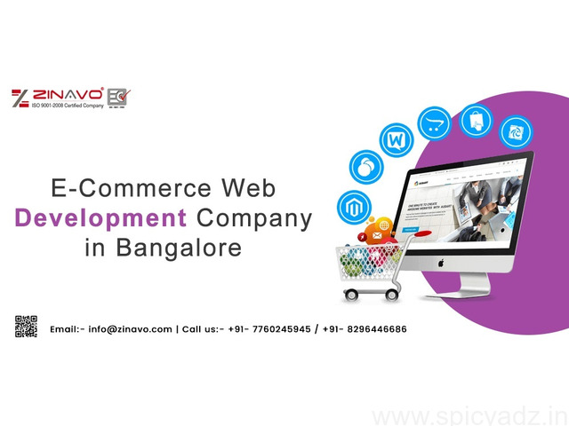 eCommerce Web Development Company in Bangalore - 1