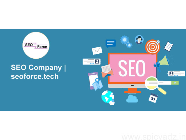 SEO Company | Digital Marketing Agency | SEO Force - 1