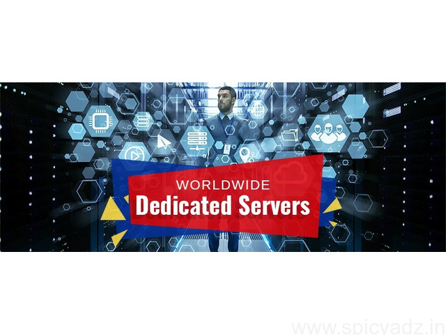 Dedicated Server in Chicago - 1