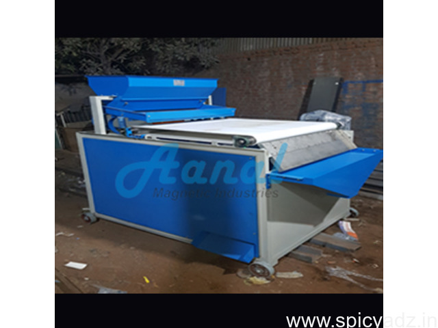 Roller Type Magnetic Separator Manufacturers - 1