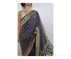 Bandhani Sarees - Timeless and Vibrant Sarees - Luxurionworld