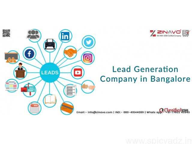 Lead Generation Company in Bangalore - 1