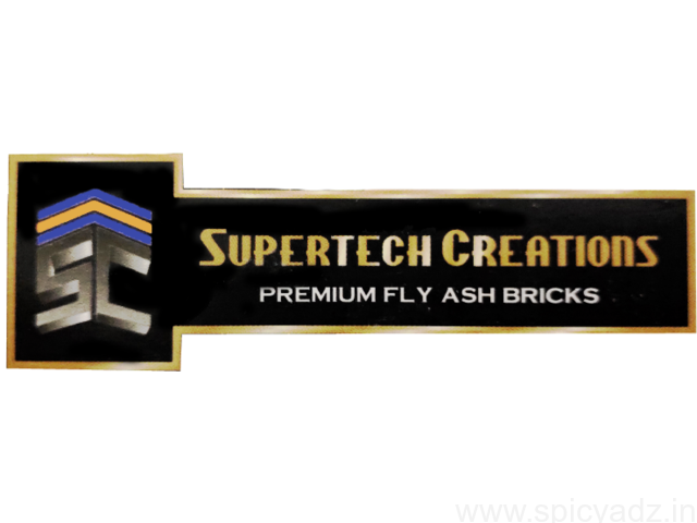 Supertech Creations – Top Fly Ash Bricks Supplier in Indore - 1