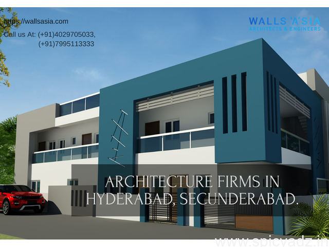 Walls Asia   Architects And Interior Designers Company - 1