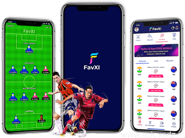 """DEVELOP """"FANTASY SPORTS APP"""" TO ADORE NEW GENERATION! - 1"""