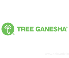 Book Eco-friendly Ganpati decorations at TreeGanesha.com