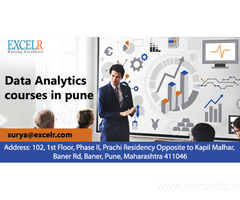 Data Analytics course in pune