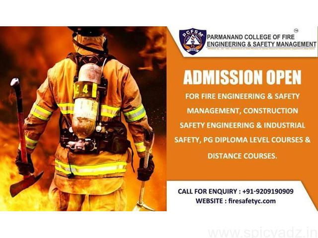 Parmanand College of Fire Engg. And Safety Mgt. - 1