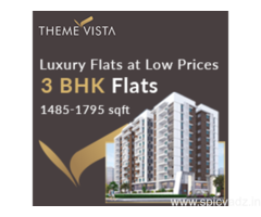 3 BHK Apartments & Flats For Sale In Attapur Hyderabad