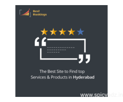 Best Review Sites for Companies & More In Hyderabad | Best Rankings