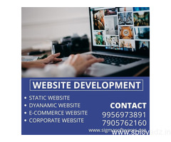 Website design services in Lucknow