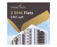 2 BHK Apartments & Flats For Sale In Attapur Hyderabad - Theme Vista