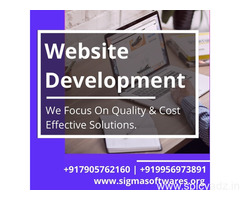 Best website development company Lucknow