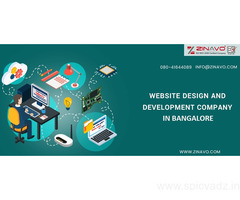 Website Design & Website Development Company in Bangalore