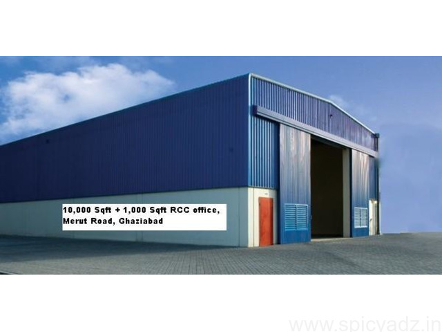 Warehouse Property/ land available at Muzaffarpu​r - direct from owner - 1