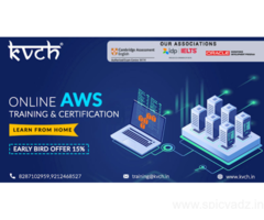 AWS Training and Certificate Course.