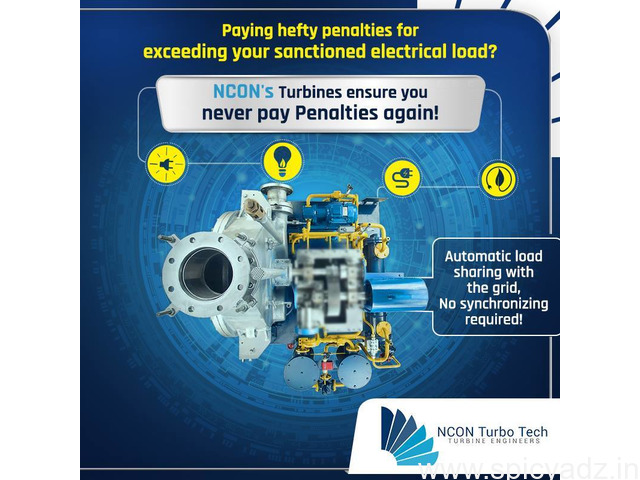 Looking For Turbine Manufacturing Companies In India? - 1
