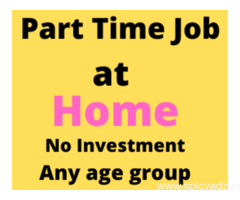 Excellent Opportunity to Earn From Home - Govt Reg Part Time Jobs - Work From Home - 90433 80999