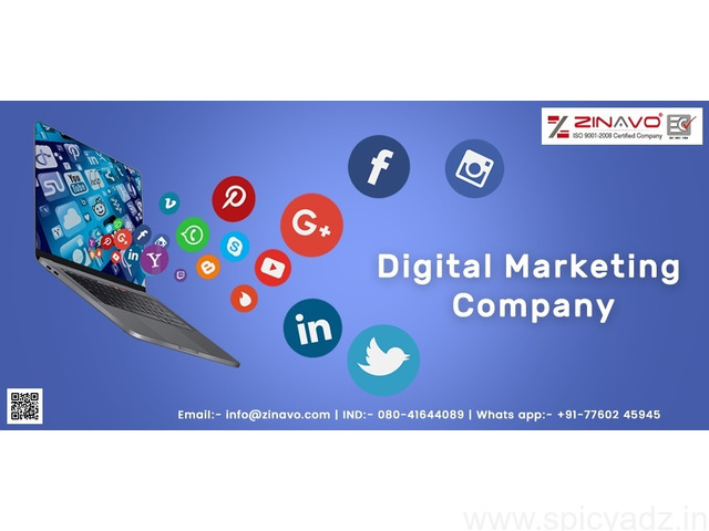 Digital Marketing company in Bangalore - 1