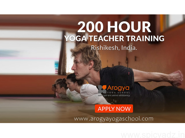 200 Hour Yoga Teacher Training in Rishikesh - 1