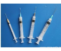 Auto Disable Syringe Manufacturers and Suppliers