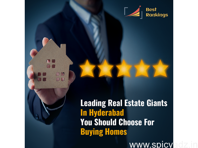 Best Real Estate Companies & Builders in Hyderabad - Flats & Homes - 1