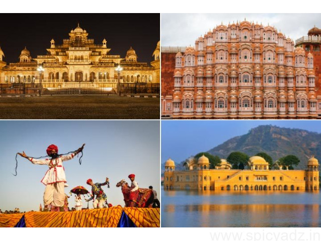 Jaipur Tour Package - Book Jaipur Holiday Packages - 1