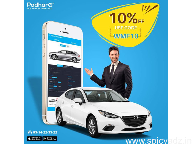 Best Affordable taxi service in Jodhpur at Padharo - 1