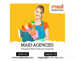 Maid Agencies in Delhi NCR -mudfru