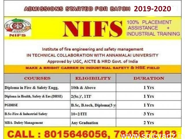 Fire safety in nagercoil wcc road,Annamalai University. - 1