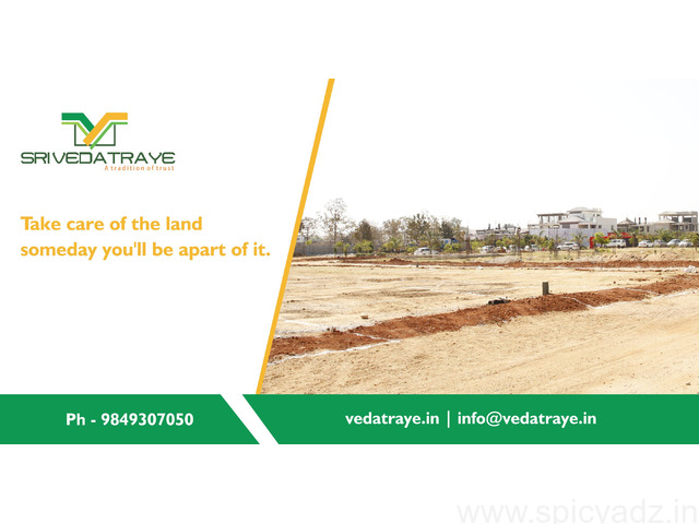 Land for sale in Hyderabad - 1