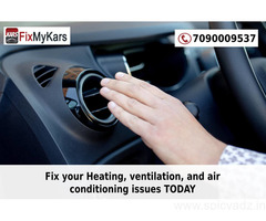 Car AC repair in Bangalore