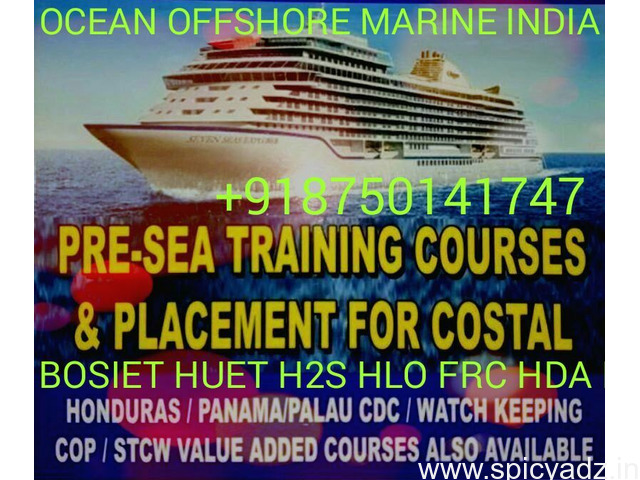 HDA STCW HLO BOSIET FRC FRB HUET Helicopter Underwater Escape Training Mumbai - 1