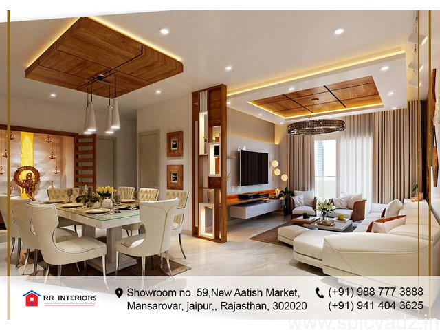 Best Home Decor and Furnishing Products Shop in Jaipur, Kota, Ajmer - RR Interior - 1