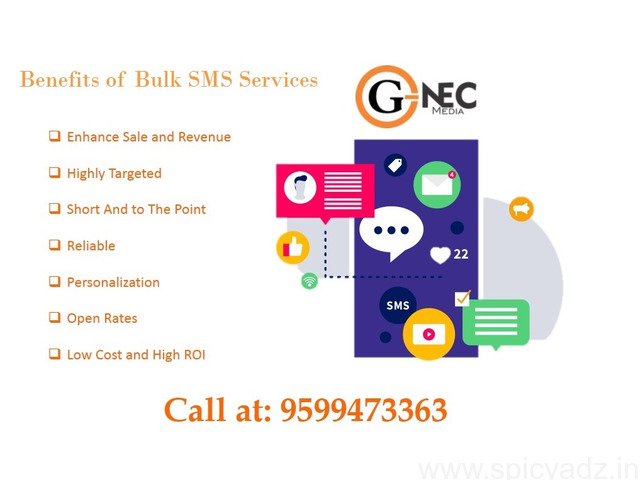 Club with our Amiable Bulk SMS service Provider for Infinite Growth - 1