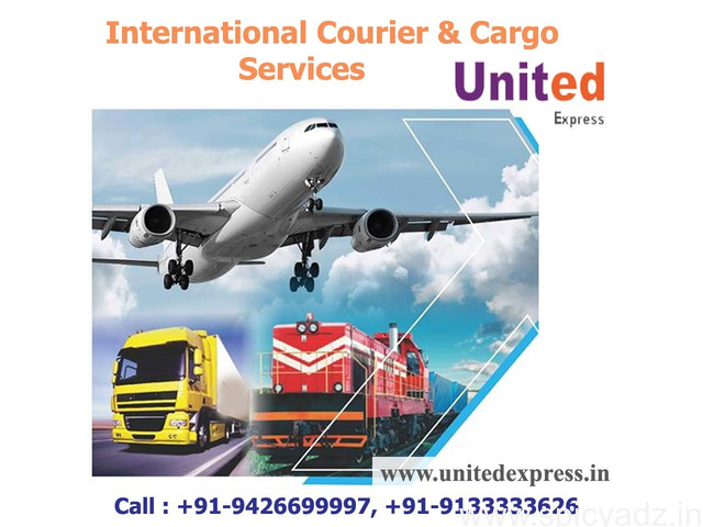 Low Cost Courier Services In Vijayawada - United Express - 1