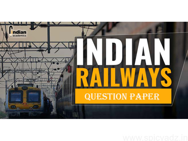 Railway Recruitment Exam |Question Bank |Entrance Exam | Competition Exam - 1