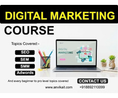 ital marketing Course with job 100% only 10 seats.