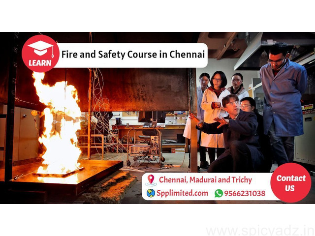 Safety Engineering Course In Chennai - spplimited.com - 1