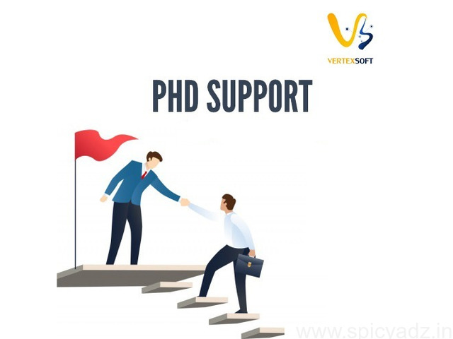 PhD. Synopsis Writing Services by VertexSoft - 1