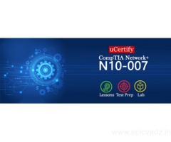uCertify CompTIA Network+ N10-007 Course
