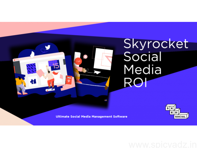 Let's Skyrocket Your Social Media Campaigns. - 1