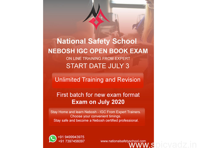 Fire and Safety Course in Chennai - nationalsafetyschool.com - 1