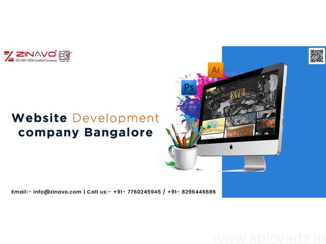 Website Development Company in Bangalore - 1