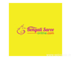 Bengali Saree Online is the best place to buy bengali tant saree