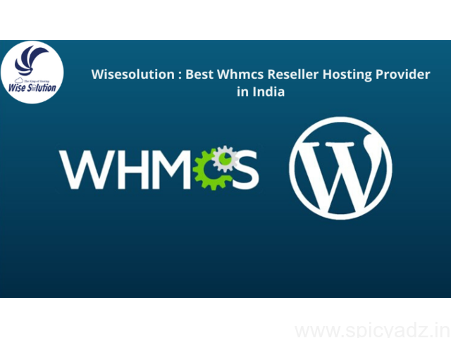 Wisesolution : Best Whmcs Reseller Hosting Provider in India - 1