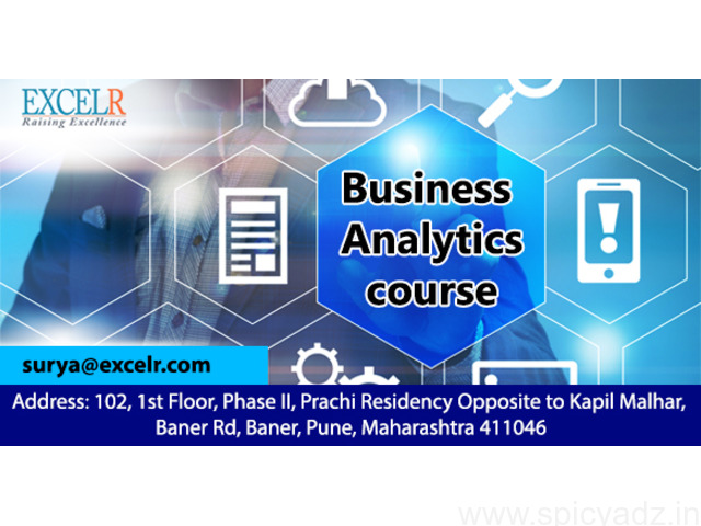 Business Analytics Certification - 1