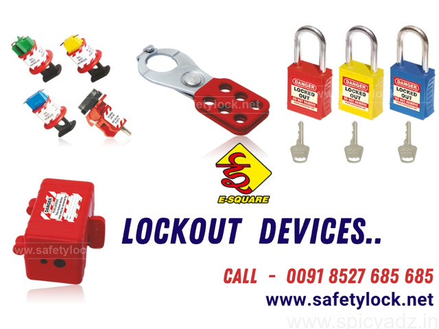 Buy High Quality Lockout Tagout Devices by E-Square Alliance - 1
