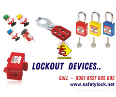 Buy High Quality Lockout Tagout Devices by E-Square Alliance